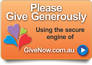Please give generously to Australians for Animals Inc