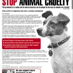 Cover preview of july 2012 Australians for Animals Newsletter