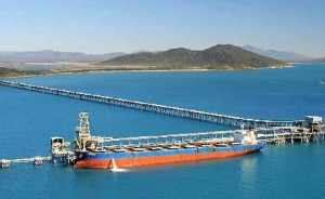 NO OPTION: North Queensland Bulk Ports Corporation has said it has no option but to dump dredge spoil from Abbot Point (above) into the sea.