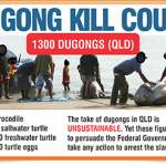 dugong kill count