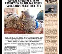 australians for animals newsletter thumbnail image